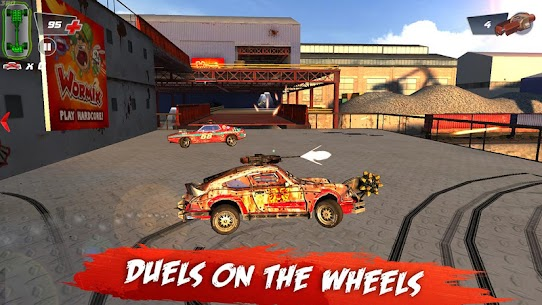Death Tour –  Racing Action Game  App Latest Version  Download For Android 4