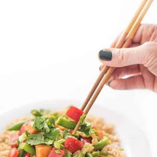 Thai Green Vegetable Curry Recipe