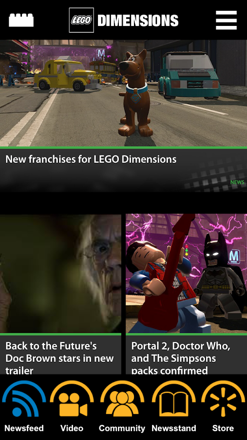LaunchDay - Lego Dimensions- screenshot