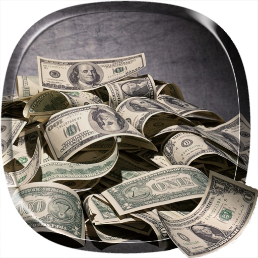 Falling Money Live Wallpaper file APK Free for PC, smart TV Download