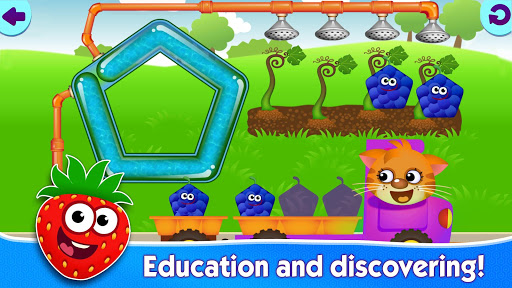 FUNNY FOOD 2! Educational Games for Kids Toddlers!  screenshots 5