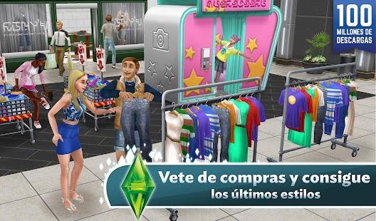 Los Sims™  FreePlay: miniatura de captura de pantalla