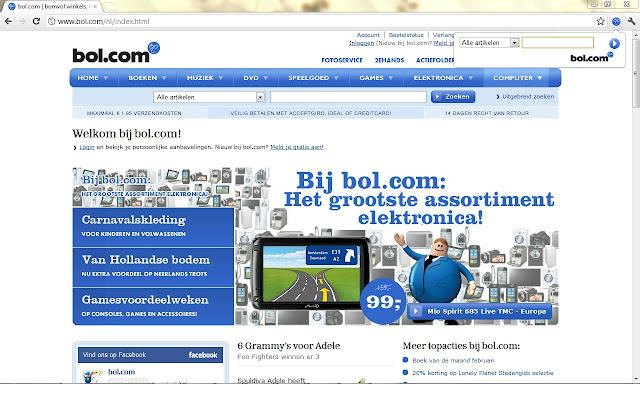 Boel - App voor bol.com