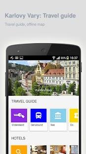 Karlovy Vary: Travel guide - náhled