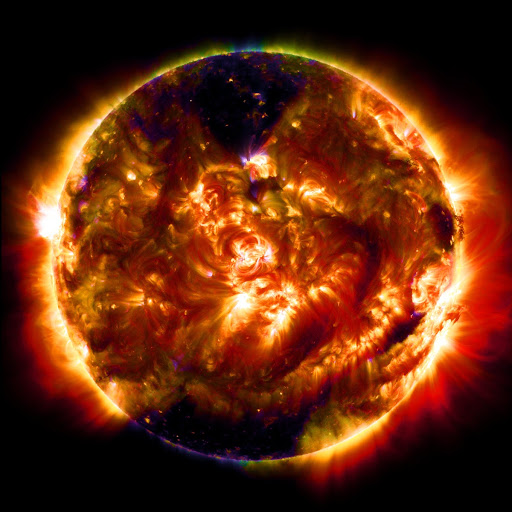 SDO Collects Its 100 Millionth Image