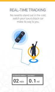 Gett (GetTaxi) - The Taxi App - screenshot thumbnail