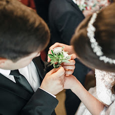 Wedding photographer Maksim Kalinin (MaxKalinin). Photo of 19.07.2017