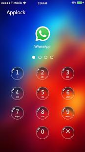 AppLock – Privacy Guard & AppLocker Ekran Görüntüsü
