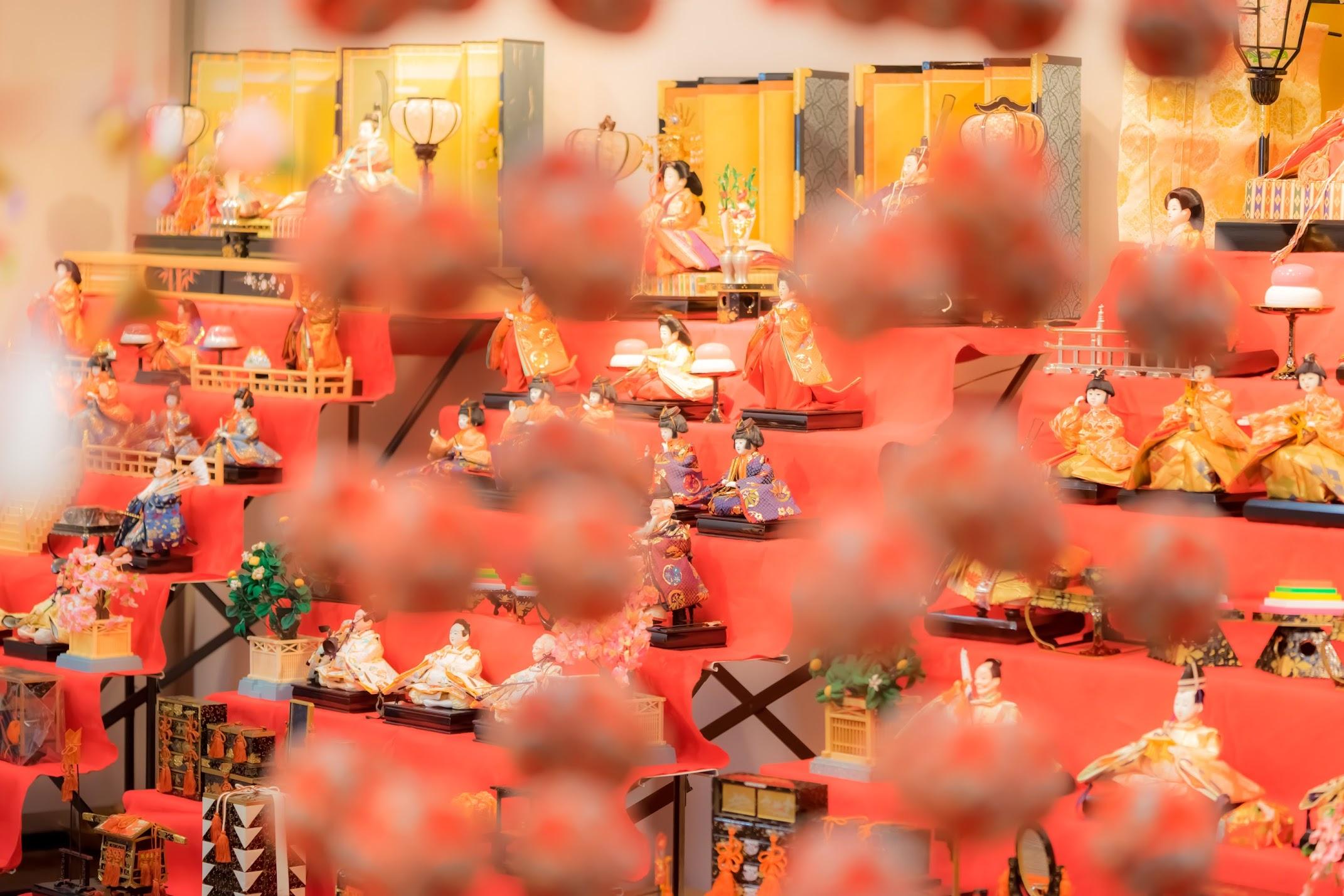 日光郷土センター ひな祭り4