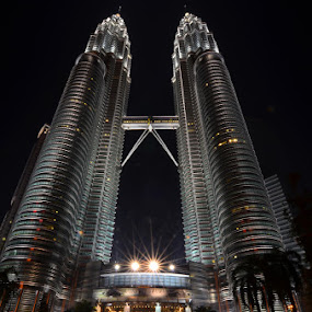 Twin Tower by Firman Surya - Buildings & Architecture Other Exteriors