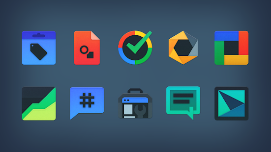 Project X Icon Pack- screenshot thumbnail