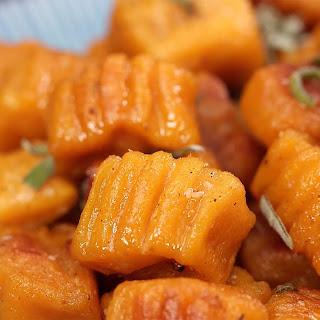 Gnocchi With Pumpkin Puree Recipes