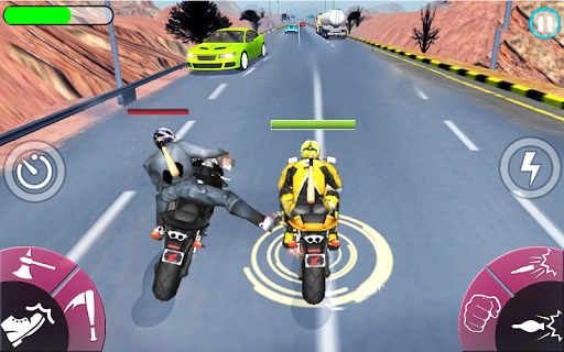 New Bike Attack Race - Bike Tricky Stunt Riding