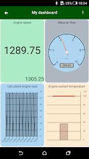 App MotorData OBD Car Diagnostics. ELM OBD2 scanner APK for Windows Phone