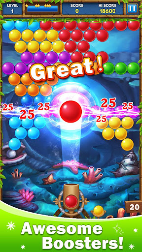 Bubble Adventure screenshot 1