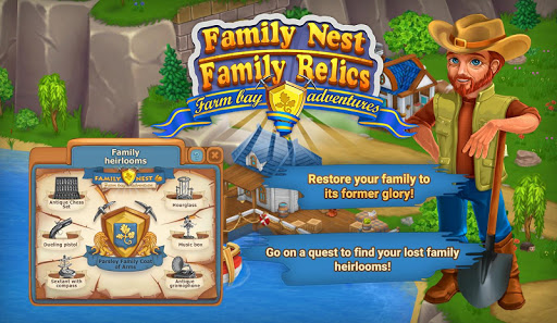 Family Nest: Family Relics - Farm Adventures apktram screenshots 24