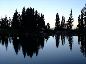 Photo: Truchas Lake