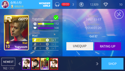 SuperStar JYPNATION 2.3.6 screenshots 12