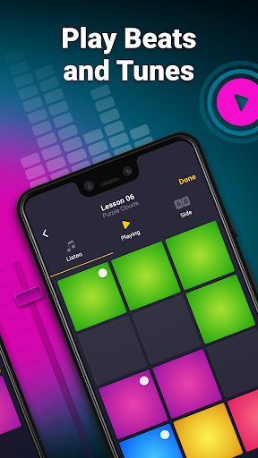 Drum Pad Machine - Beat Maker & Music Maker 2.8.1 screenshots 5