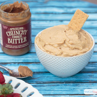 Cookie Butter Dip.