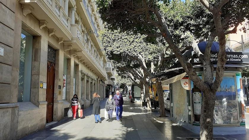La ciudad de Almería ha bajado su incidencia acumulada en mas de 100 puntos en siete días.