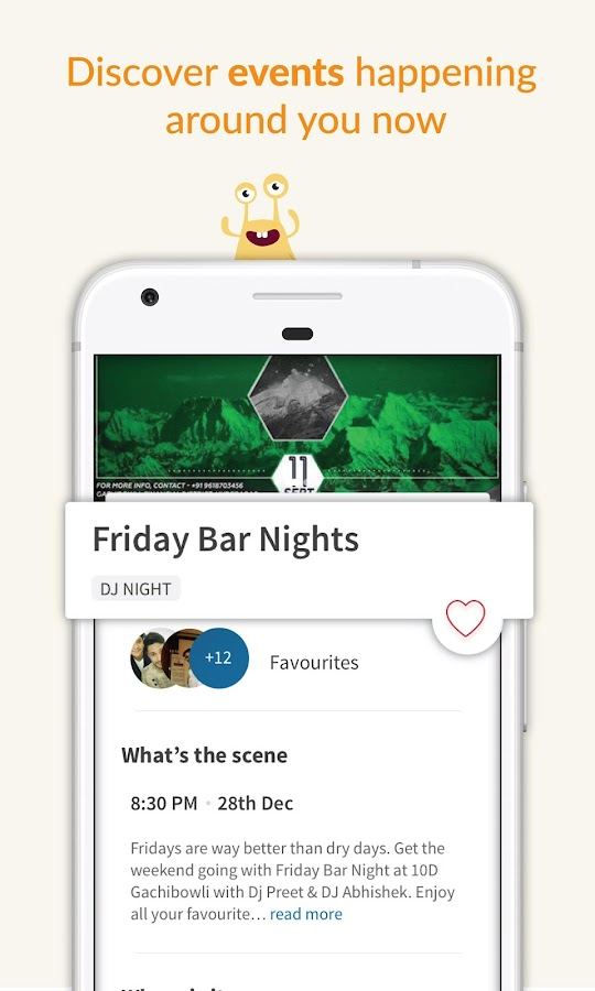 Brisky - Party & Nightlife Guide- screenshot