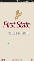 Screenshot of First State Bank TN - Mobile