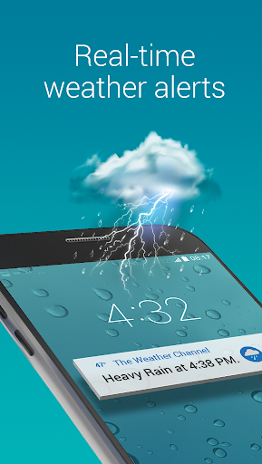 Weather radar and live maps - The Weather Channel - Apps on Google Play