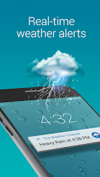 Weather Radar & Live Maps with The Weather Channel APK screenshot thumbnail 3