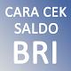 Cara Cek Saldo Rekening Bank BRI Download for PC Windows 10/8/7