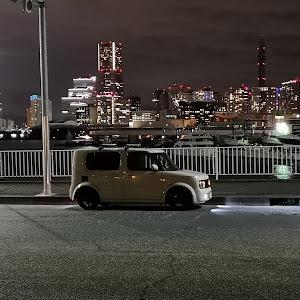 キューブ YZ11 改 のカスタム事例画像 shinichiさんの2020年11月07日21:10の投稿