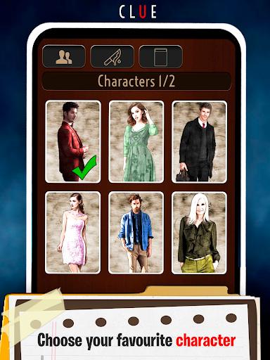 Clue Detective: mystery murder criminal board game 2.3 screenshots 10