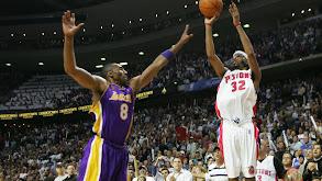 2004: Detroit Pistons at Los Angeles Lakers thumbnail