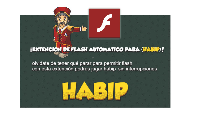 Activador Flash Habip Hotel