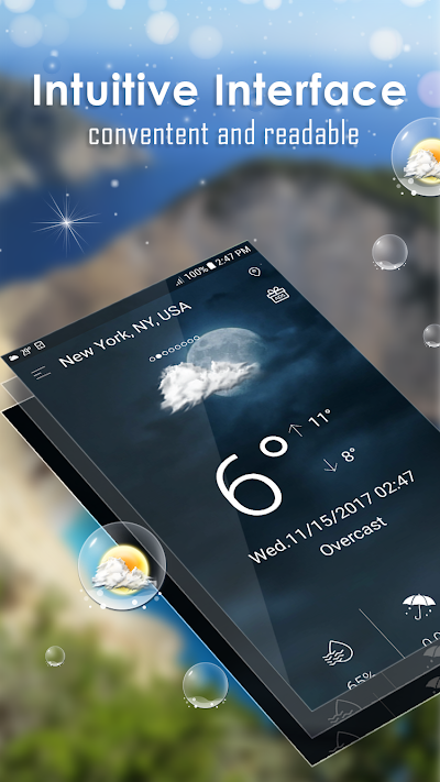 Hourly weather forecast APK Download - Apkindo co id