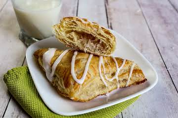 Coconut Turnovers
