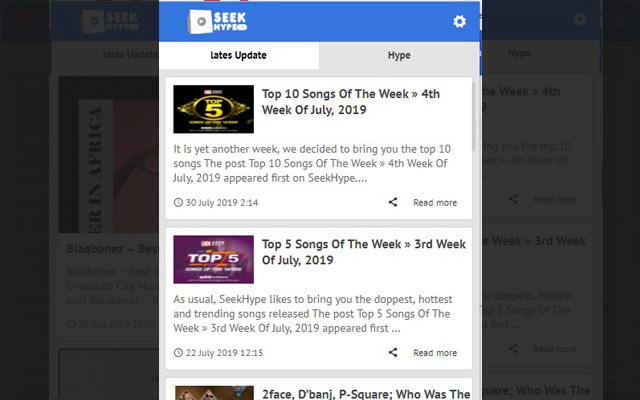 SeekHype - Music & Entertainment Blog