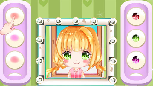 Princess Cherry Anime Care and Makeover: Tea Party 1.0 screenshots 10