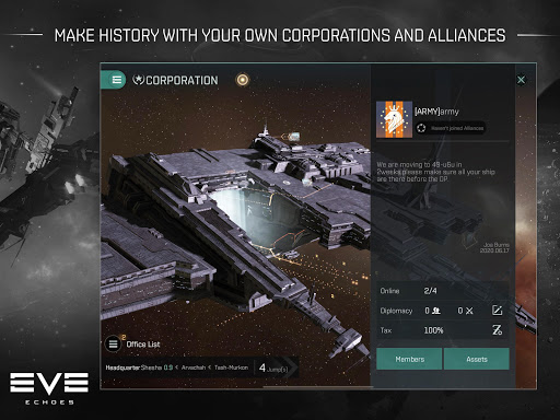 EVE Echoes 1.5.4 screenshots 11