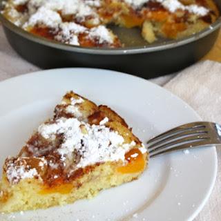 Gema's Peach Cake.
