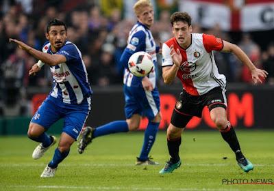 Feyenoord verliest punten tegen Heerenveen, met dank aan Reza