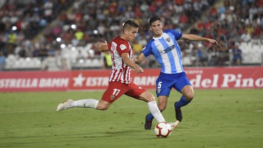 La previa de la Copa: Málaga - Almería