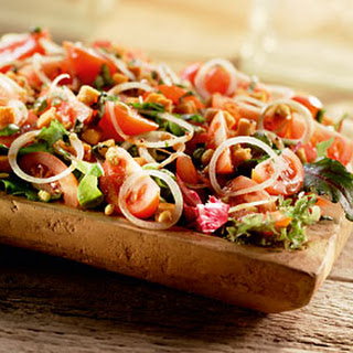 Frisse Tomatensalade