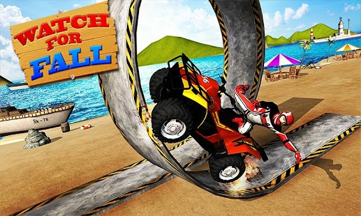 ApkMod1.Com Bike Stunts 2019 + (Mod Money) for Android Game Racing