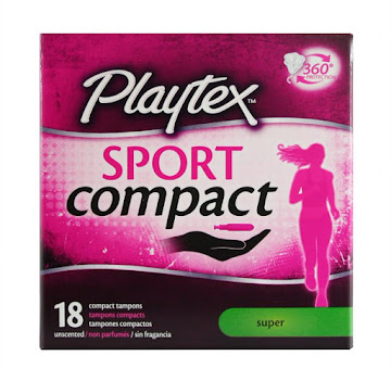 Tampones Playtex Super