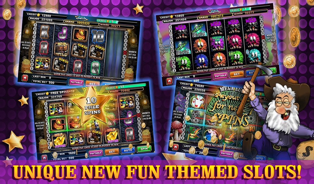 Slots Odyssey Vegas Riches- screenshot