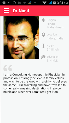 Dr. Nimit Mandhanya