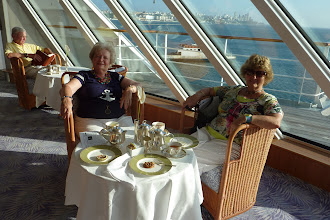 Photo: Afternoon tea in Palm Court