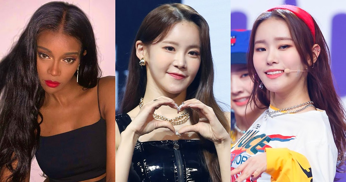 The 10 Tallest Fourth Generation K-Pop Girl Group Idols Could Tower Over Their Seniors