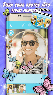 Photo Video App with Effects - náhled